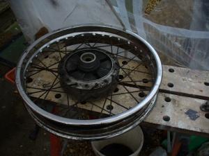 Mucky Wheel